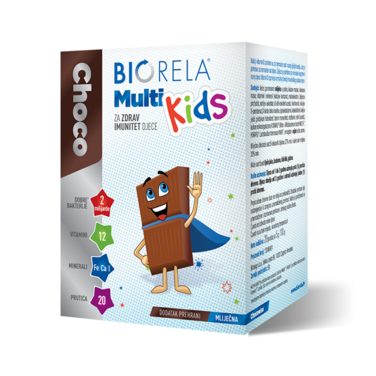 BIORELA CHOCO MULTI KIDS