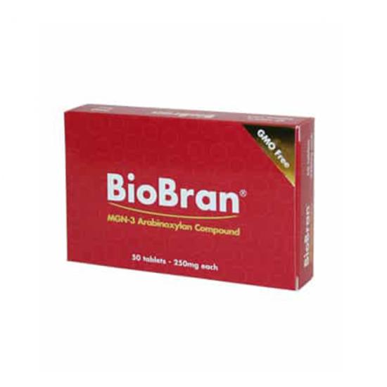 BioBran MGN-3 250mg, 50 tbl
