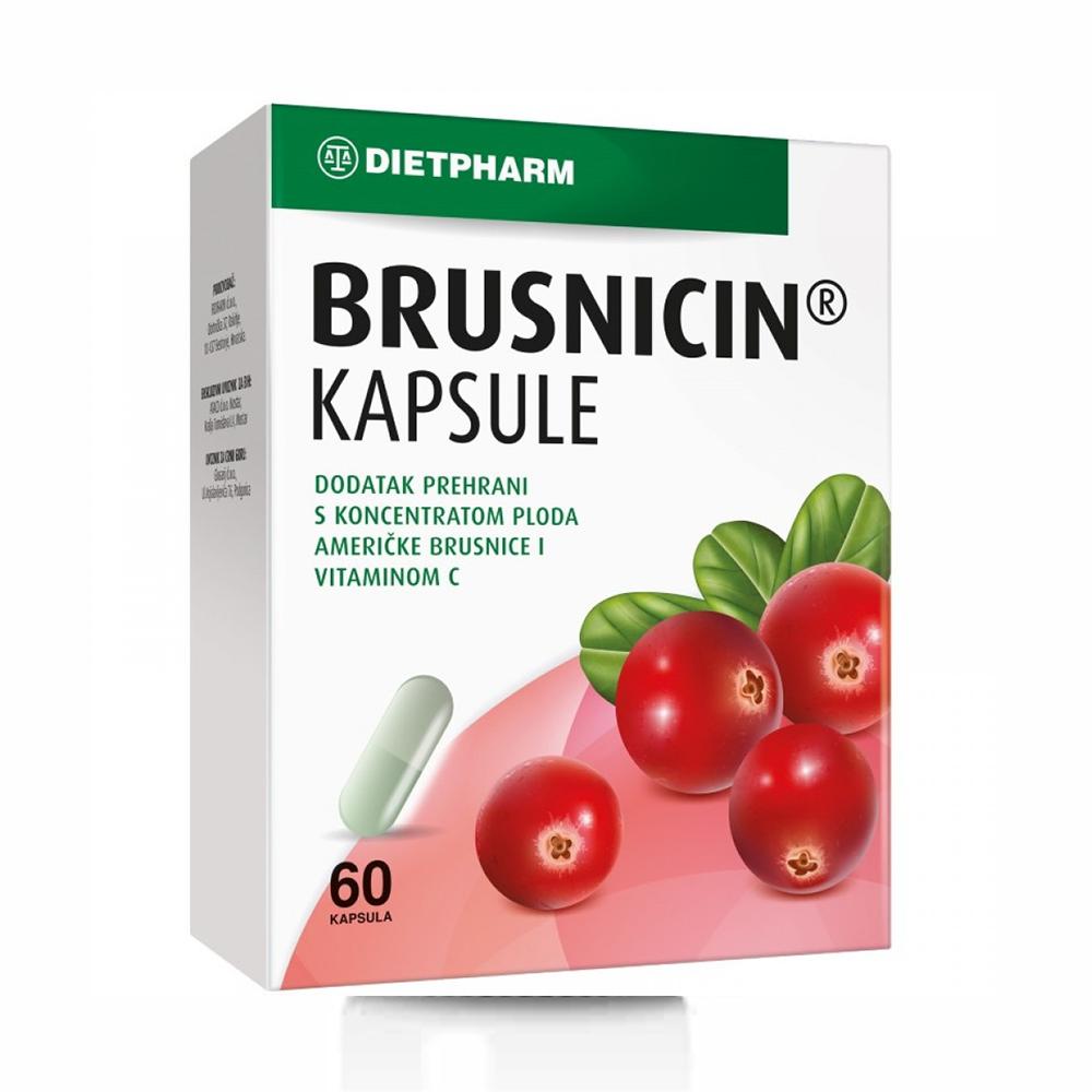 Dietpharm Brusnicin kapsule