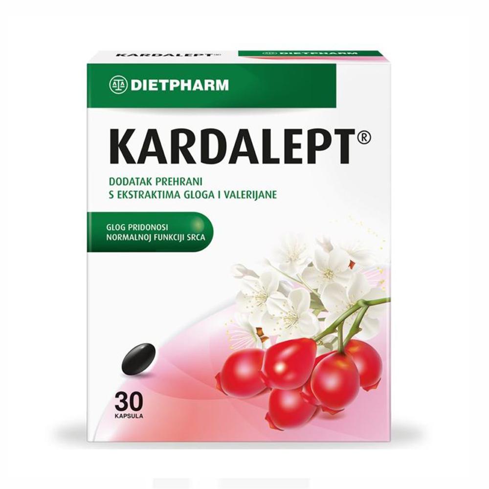 Dietpharm Kardalept 30 kapsula