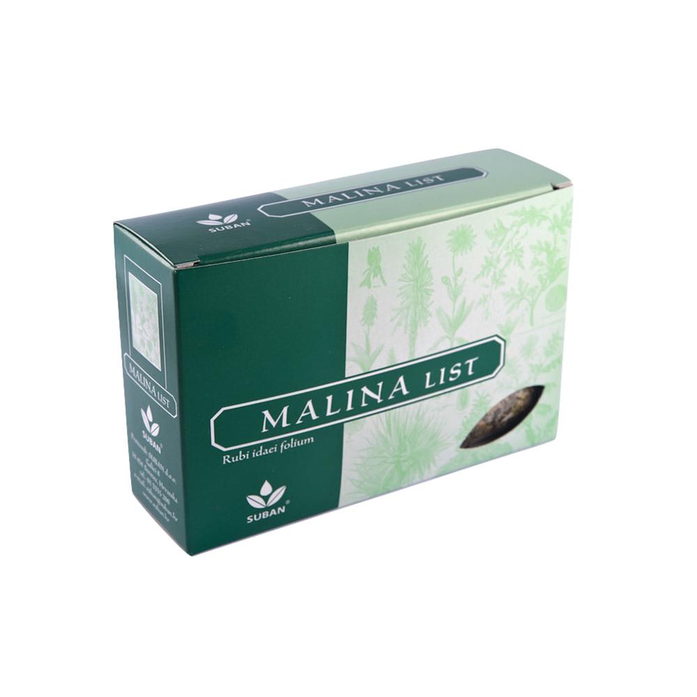 MALINA LIST 40 g, SUBAN