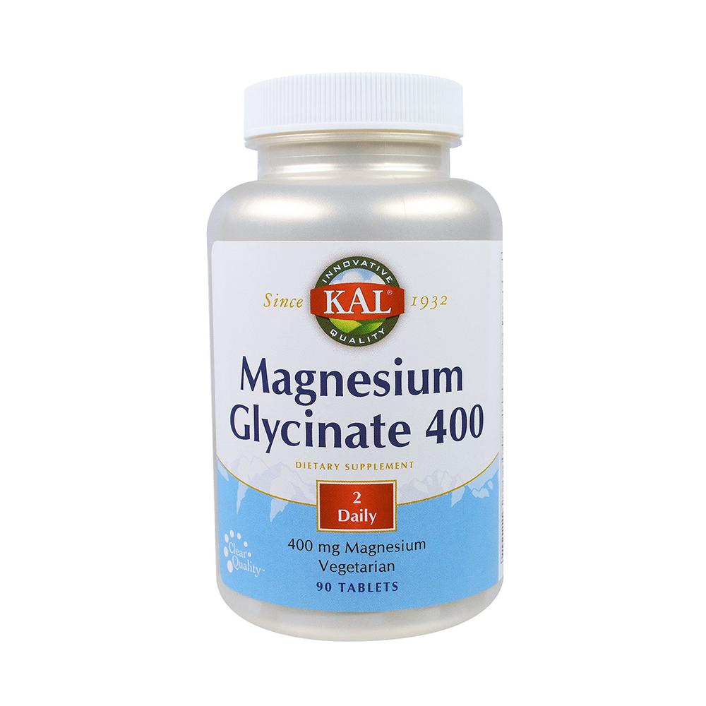 Magnesium Glycinate 400, KAL