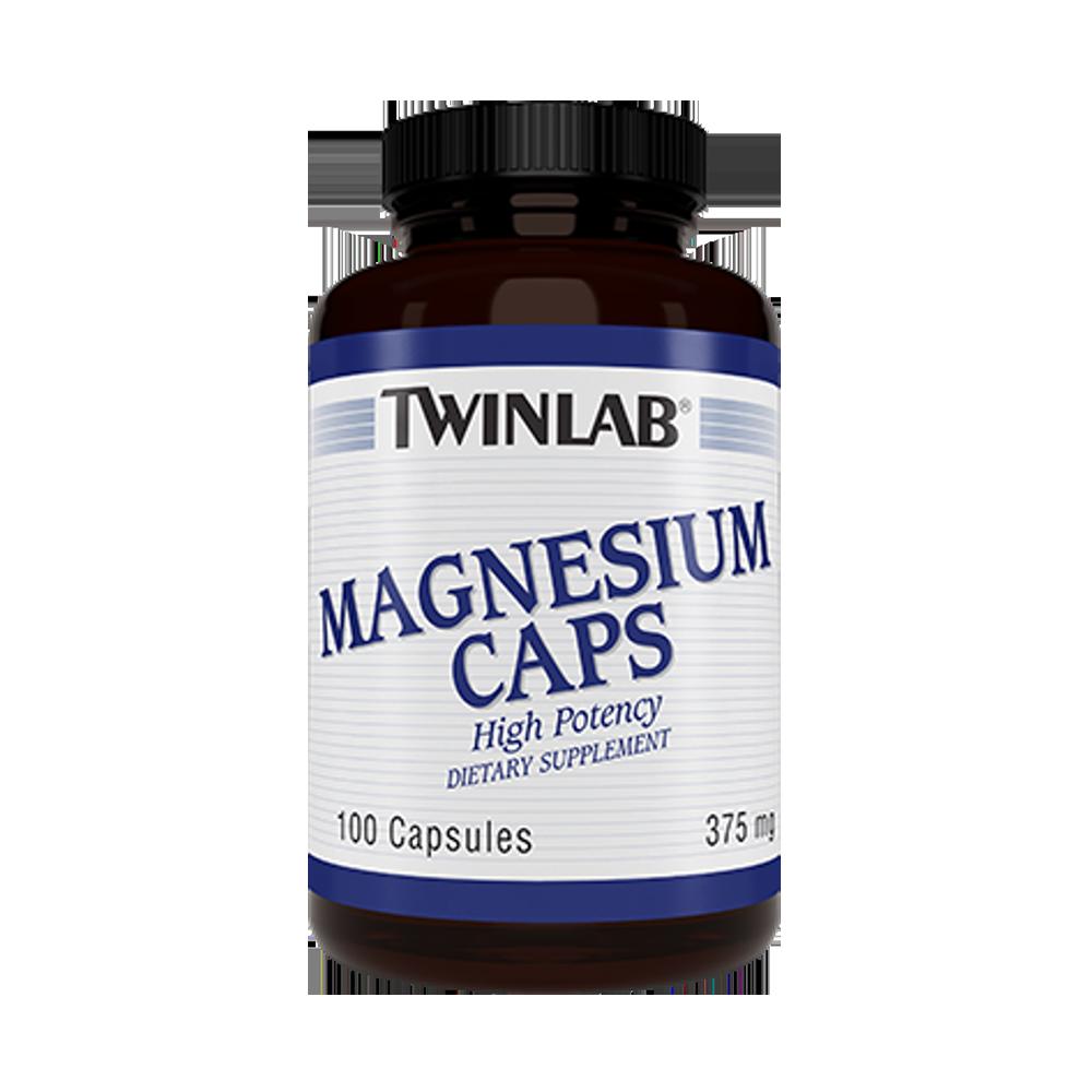 TWINLAB MAGNESIUM CAPS