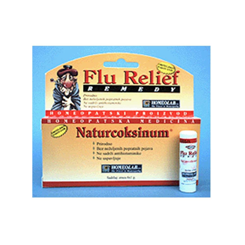 NATURCOKSINUM-FLU RELIEF, HOMEOLAB