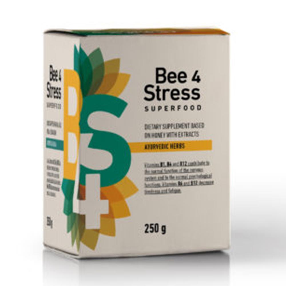 BEE 4 STRESS MED 250G , RADOVAN PETROVIĆ