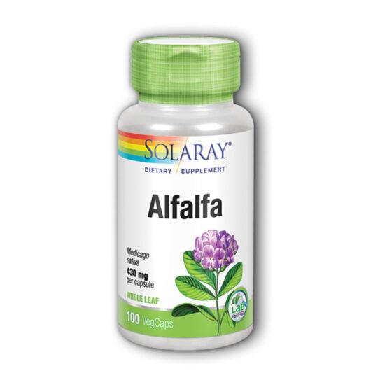 ALFALFA SOLARAY 100 caps
