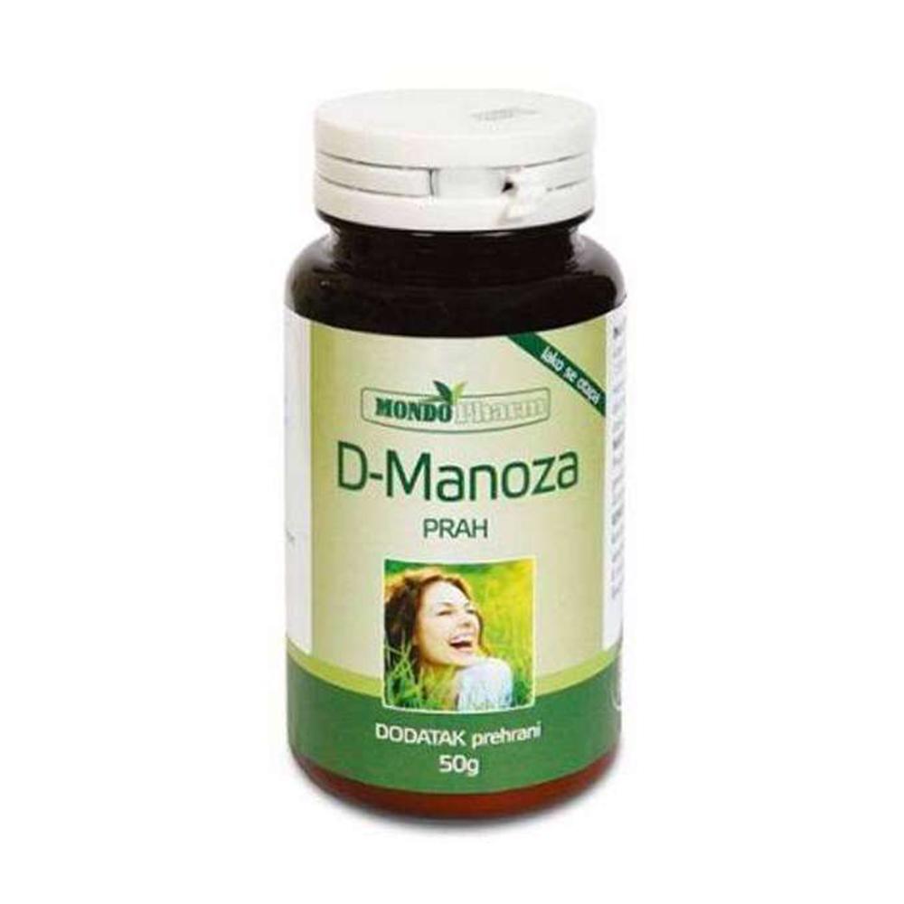 D-MANOZA 50 G, MONDOPHARM