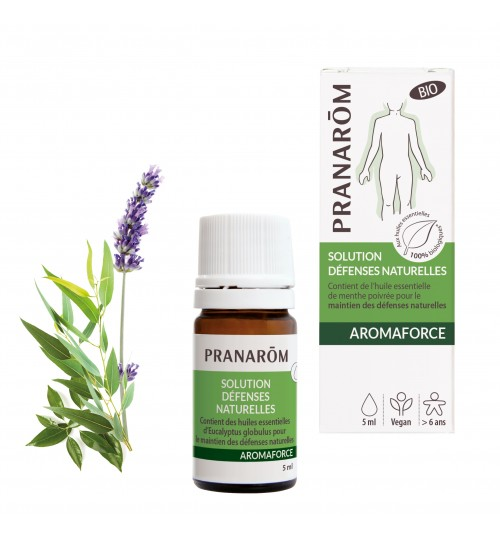 PRANAROM-AROMAFORCE-BIO-MINI-