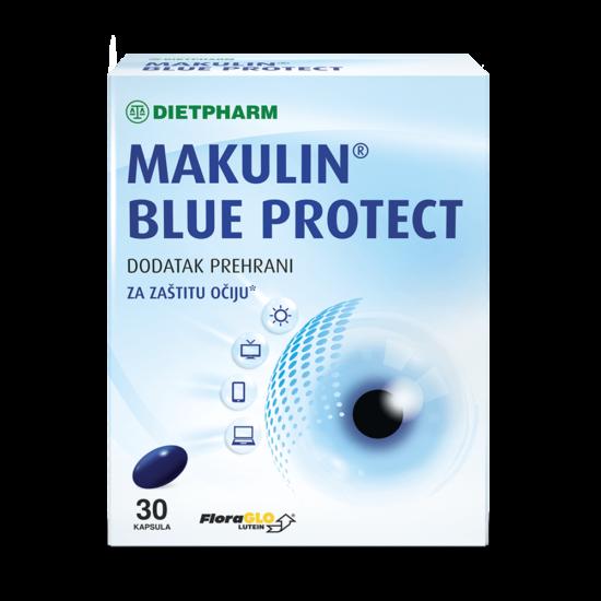 DIETPHARM MAKULIN BLUE PROTECT, 30 KAPSULA
